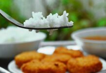 Ryż jako składnik diety