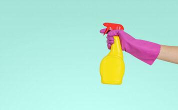 Popularne domowe środki czystości, które warto wykorzystać do sprzątania po remoncie